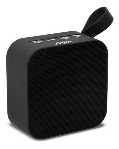 Parlante Portatil Visivo Bluetooth  8w Negro