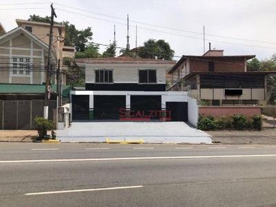 Casa Comercial À Venda, Perdizes, São Paulo. - Ca0062