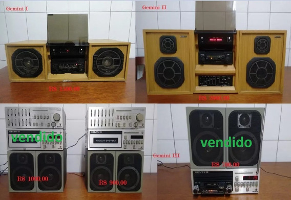 Bosch Gemini I, Ii E Iii - Gemini G300 - Consulte