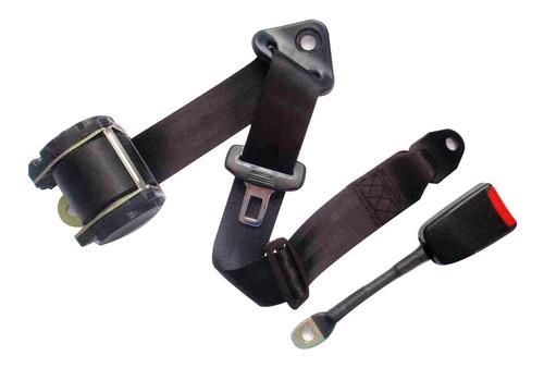 Imagen 1 de 9 de Cinturón De Seguridad Inercial Retráctil Delantero Universal