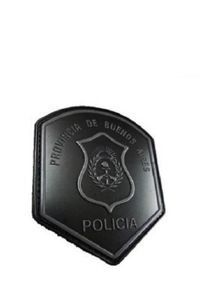 Emblema De Pvc De Policia Bonaerense