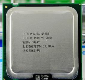 Processador Intel Core2 Quad Q9550-2.83ghz/12m/1333 Sock 775