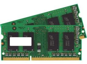 Kit 8gb (2x4gb) Ddr3 1066/1067mhz P/ Apple Macbook Pro 2009