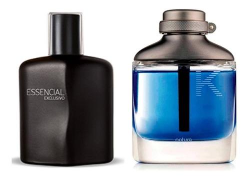 Perfume Essencial Exclusivo + Perfume K Natura Original