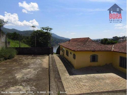 Chácara Residencial À Venda, Recanto Do Lago, Mairiporã. - Ch0162
