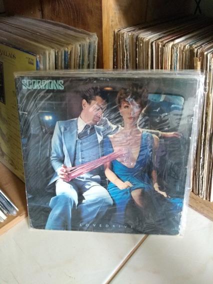 Lp Scorpions Love Drive