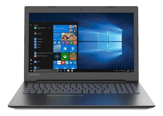 Notebook Lenovo Ideapad 330 Tela 15.6 N4000 4gb 1tb W10