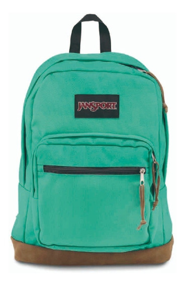 Mochila Jansport Right Pack Verde Cascade 31l Notebook