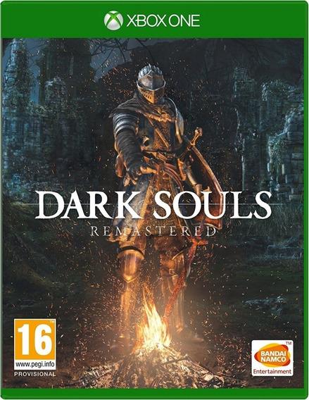 Dark Souls Remastered Xbox One Mídia Física Lacrado