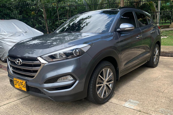 Hyundai Tucson New Tucson At 2016 Premium