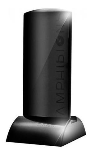 2 Antenas Interna E Externa Amplificada Amphibions Pro Hd