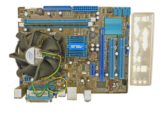 Kit Placa Asus P5g41t-m Lx2 Dual Core E5700 3ghz 4gb Ddr3