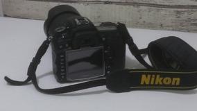 Nikon D7000 E Lente 18.105 Vr +bolsa +16 Gb