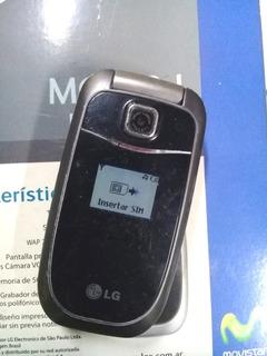 Celular LG Mg230d