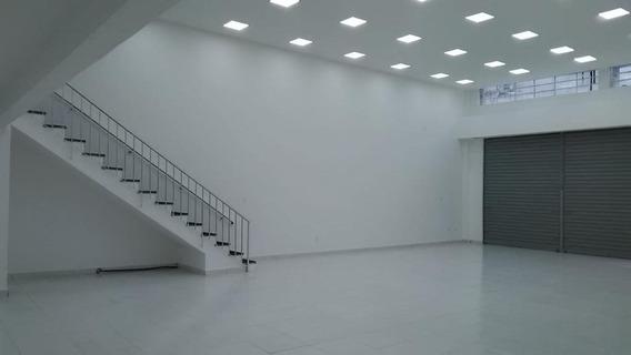 Loja Comercial Amplo Com 48m² Útil 2 Banheiros Cozinha Área De Serviço Bem Localizado, Próximo A Estação Do Metrô Lapa, Chocolândia, Supermercado Pã - Lo1221