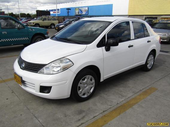 Nissan Tiida Tiida Tiida