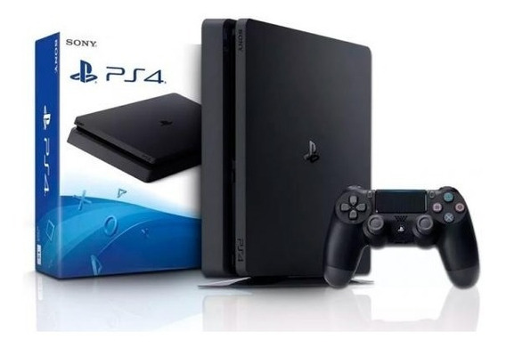 Ps4 1tb Sony 2215b, Novo Lacrado Pronta Entrega