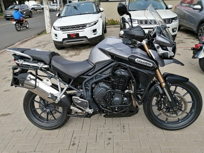 Triumph - Tiger 1200 Explorer - 2015