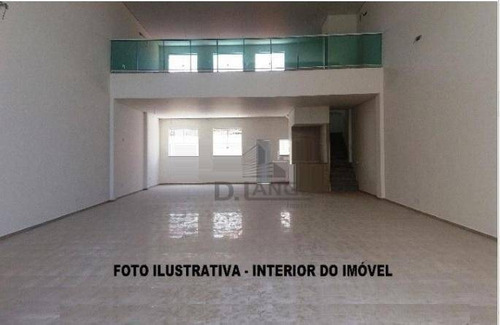 Salão Comercial Bairro Taquaral - Locação - Sl0781