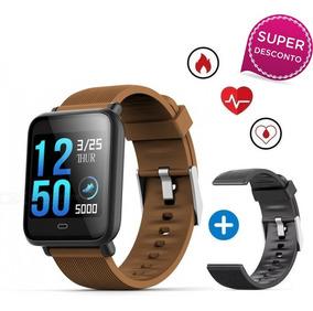 Diggro Q9 (preto E Marrom Cores) 1.3 Smart Sports Watch Puls