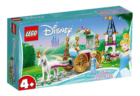 Lego Disney Princess - Paseo En Carruaje De Cenicienta