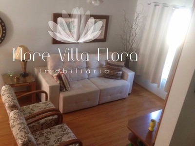 Linda Casa Modelo Paula No Villa Flora Sumaré - Ca00472 - 31953059
