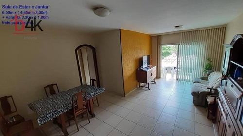 Apartamento Com 3 Dormitórios À Venda, 108 M² Por R$ 690.000,00 - Saúde - São Paulo/sp - Ap3381