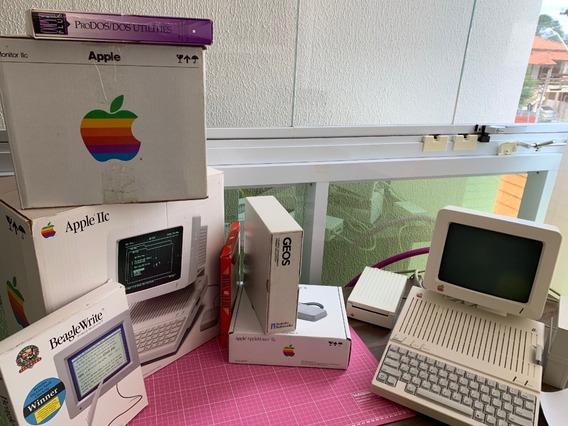 Computador Apple Iic - Como Novo !