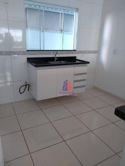 Apartamento Com 2 Dormitórios À Venda - Residencial Turmalinas - 84 M² Por R$ 250.000 - Jardim Cândido Bertini - Santa Bárbara D
