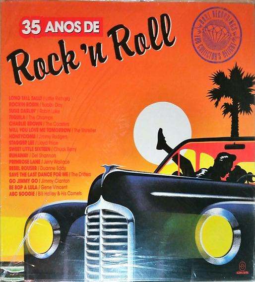 Lp Coletânea 35 Anos De Rock
