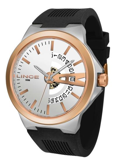 Relógio Lince Analógico - Mrp4578s S1px C/ Nf E Garantia O