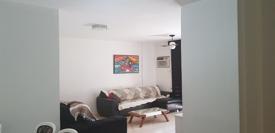 Amplo Apartamento, Salão Em L, 3 Quartos, Suíte
