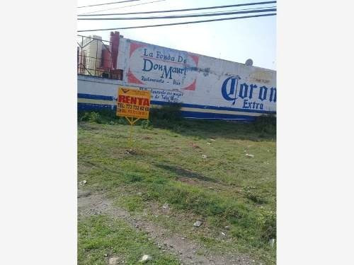 Terreno Comercial En Renta El Llano 2da Secc