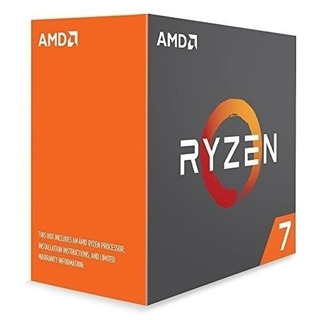 Procesador Amd Ryzen 7 1700x (yd170xbcaewof)