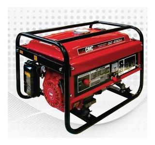 Generador Cmc 2500 Watts Con Avr, 2.5kva, 5.5hp