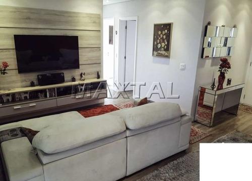 Apartamento Parada Inglesa Alto Padrão 112m² - Próximo Ao Metro - Mi80908