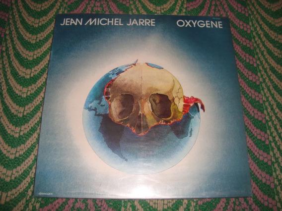 Jean Michel Jarre Oxigene Lp Vinilo France 1976