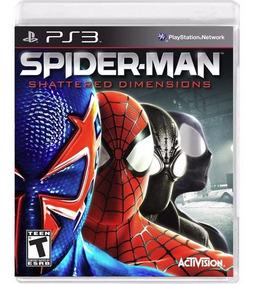 Spider-man Shattered Dimensions Ps3 Psn Envio Imediato