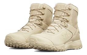 Botas Militares Tácticas Under Armour Zapatos Hombre Dama