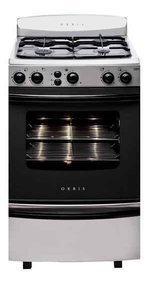 Cocina Orbis 958ac3 Multigas Acero