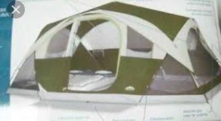 Carpa Northwest Americana Para 10 Personas+colchón Inflable