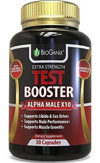 Test Testosterone Booster Natural