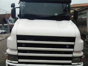 Scania 124 360 Aceito Troca Por Veiculos,ou Kia Bongo E Hr