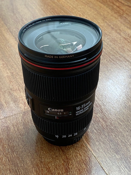 Canon Ef 16-35 F/4l Is Usm Lens