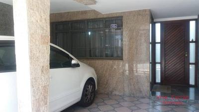 Sobrado Com 3 Dormitórios À Venda Por R$ 445.000 - Jardim Vila Formosa - São Paulo/sp - So0160
