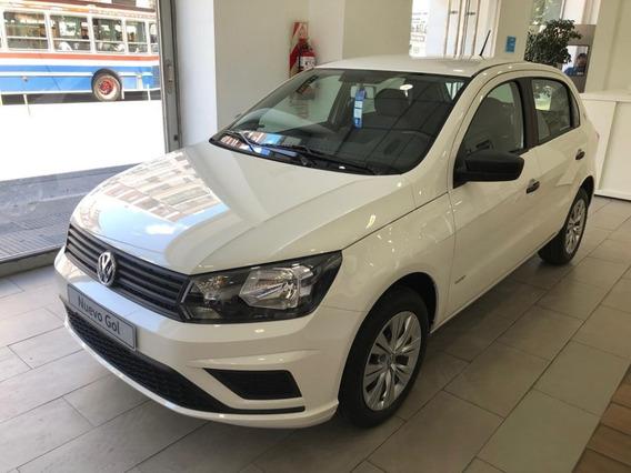 Volkswagen Gol Trend Anticipo $ 132.000 Te 11-5996-2463 0km