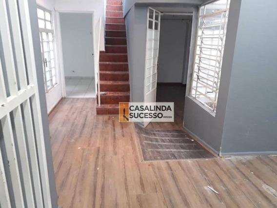 Salas Comerciais 350m² 3 Vagas Próx. À Av. Celso Garcia - Sa0721 - Sa0721