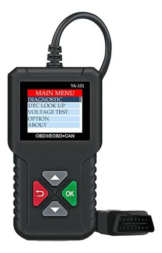 12v Plug & Play Car Automotivo Obd2 Scanner Leitor De