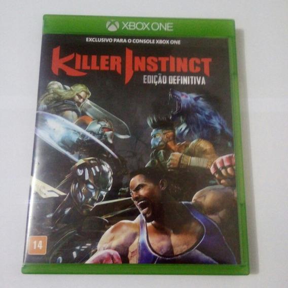 Killer Instinct - Xbox One Midia Fisica Original