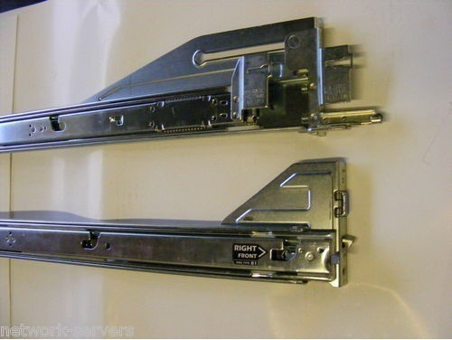 Kit Trilhos Rack Para Servidor Dell R710 Dp/n P242j